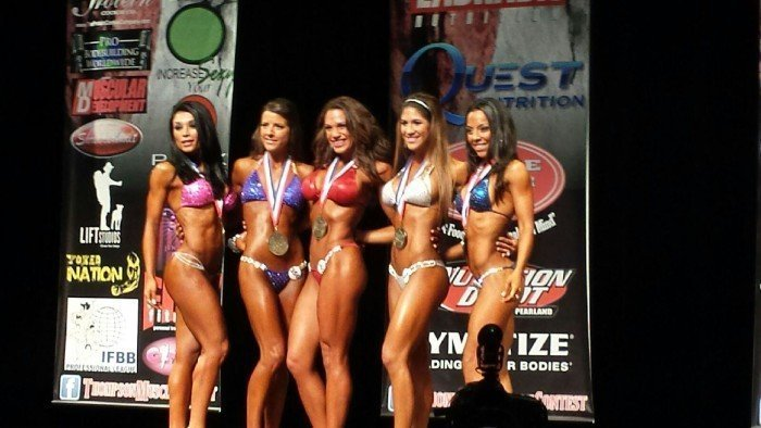 Bikini Competition Diet Setting up Macros IIFYM
