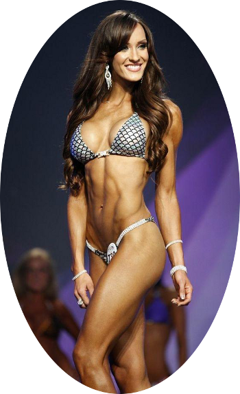 Next Level Bikini Client Heidi Carlsen