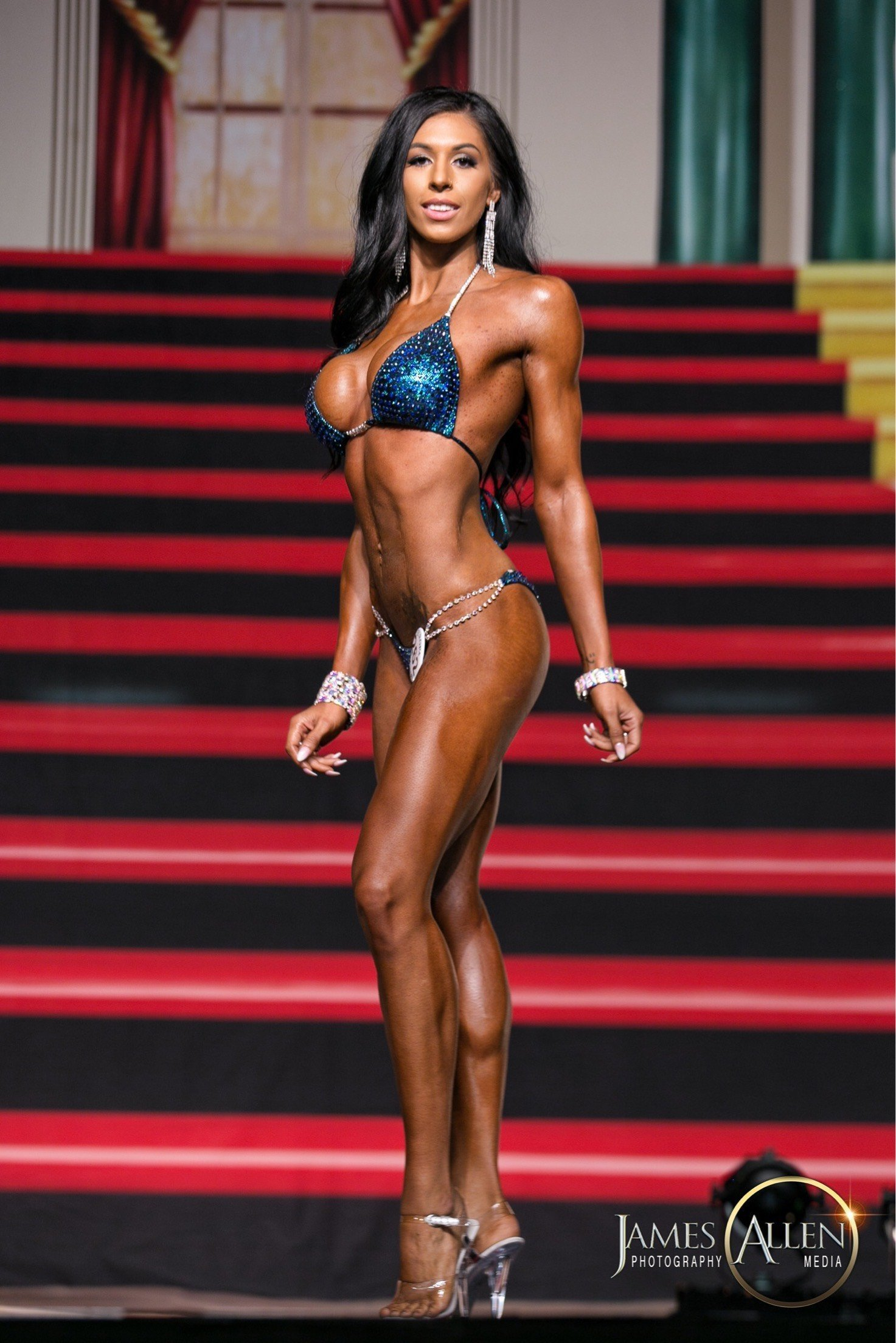 how to start training for bikini competition